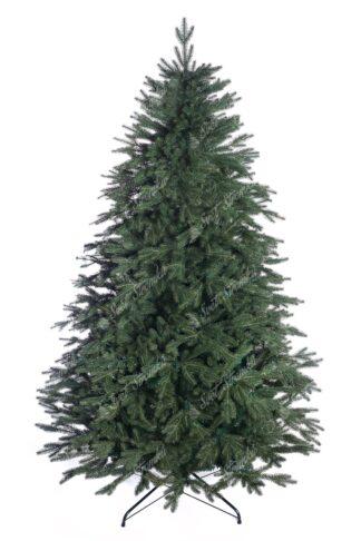 3D stromek Smrk Alpský mě dokonalý jehlanový tvar. Velký počet 3D větviček díky čemuž je opravdu hustý. Cely stromeček je postaven na kovovém stojanu.