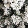 Umělý vánoční stromek Borovice Bílá detail 1