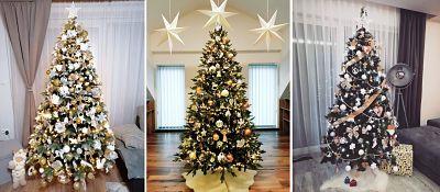 Jak ozdobit vánoční stromeček