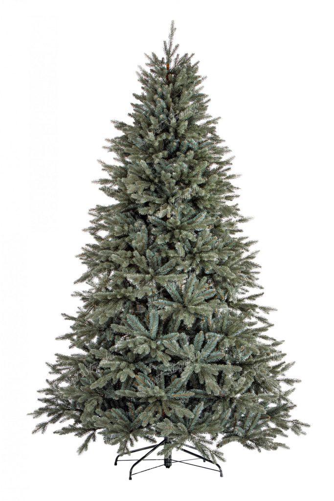 Luxusní Vánoční stromek 3D Smrk Ledový