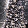 Umělý vánoční stromek Smrk Severský 240cm