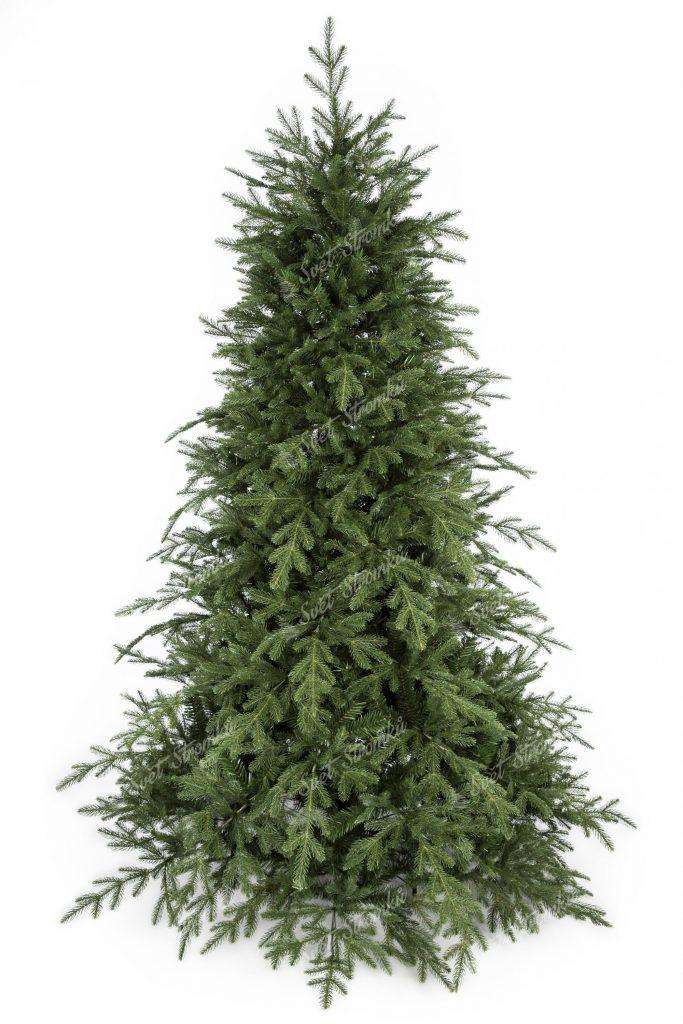 Umělý vánoční stromek 3D Smrk Mohutný