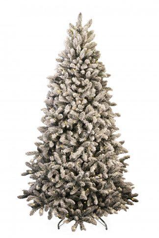 Umělý vánoční stromek Smrk Severský LED