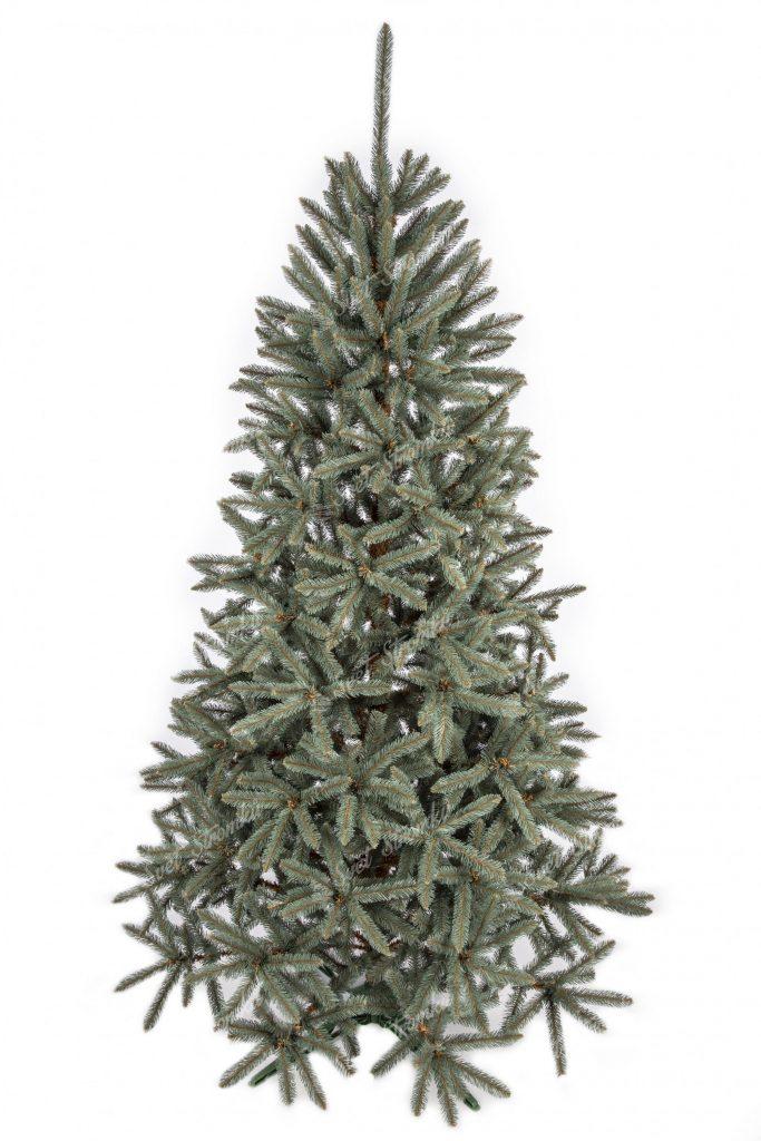 Umělý vánoční stromek Smrk Stříbrný