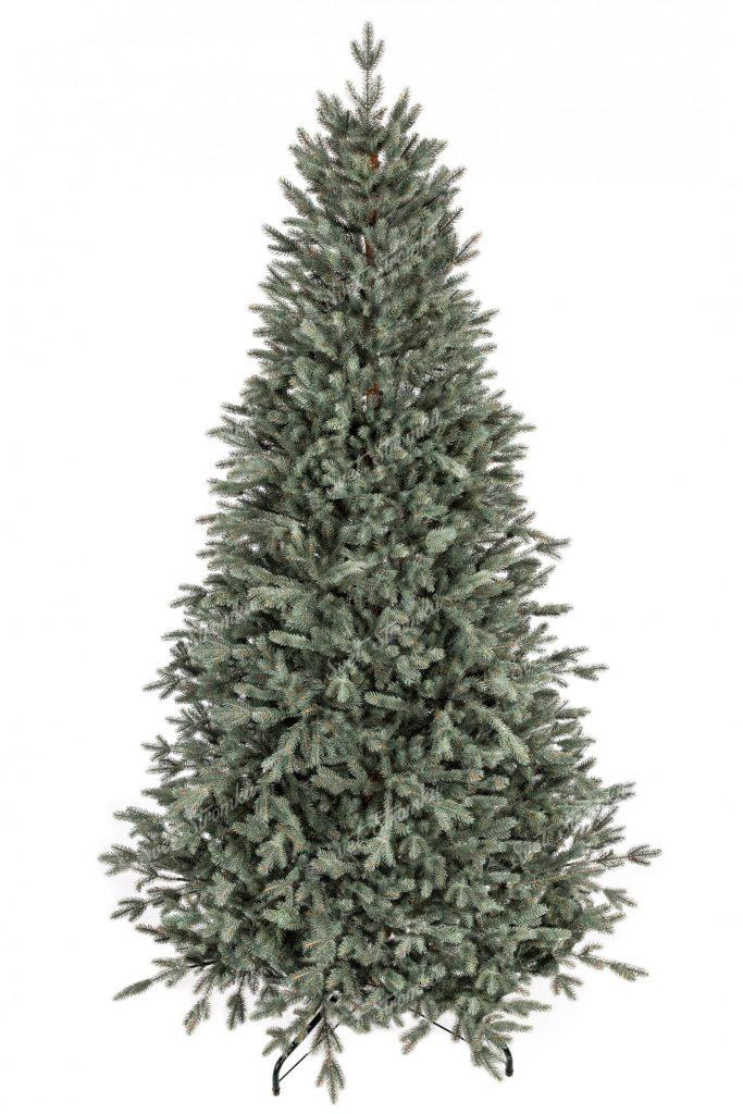 Vánoční stromek FULL 3D Smrk Ledový