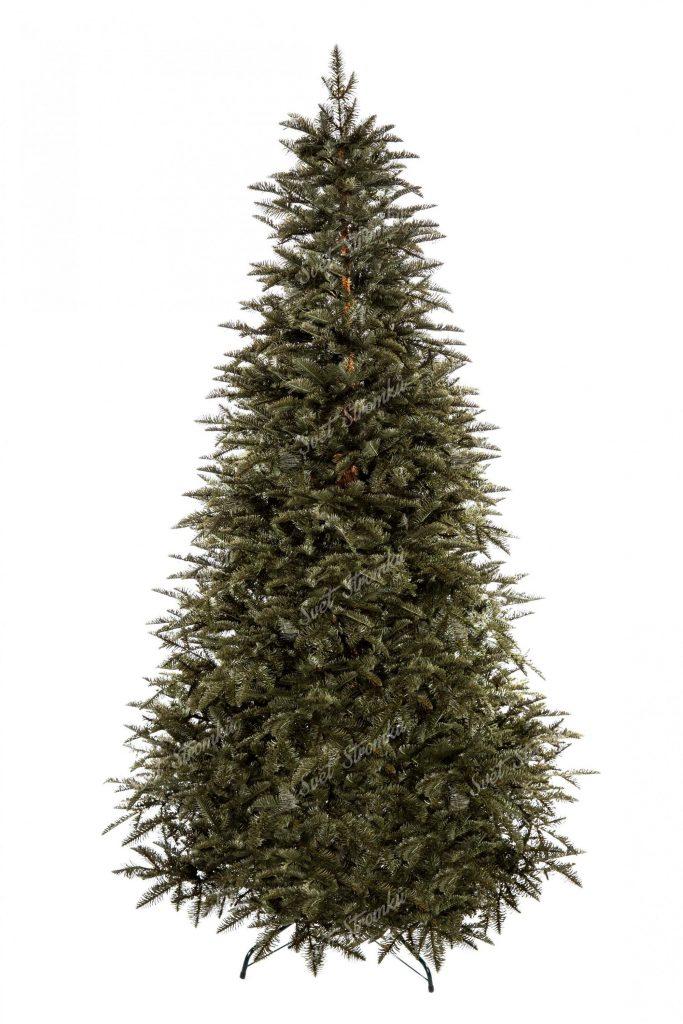 Vánoční stromek FULL 3D Jedle Normandská
