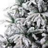 Vánoční stromek 3D Jedle Sibiřská detail jehličí