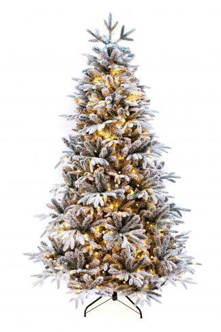 Vánoční stromek 3D Jedle Sibiřská LED