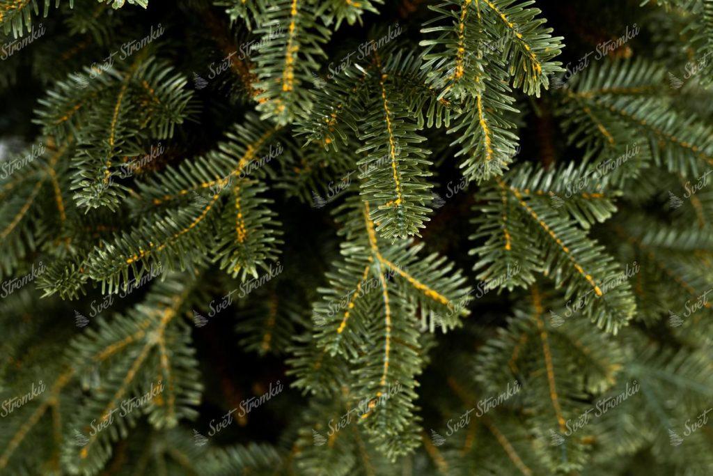 Vánoční stromek 3D Jedle Smaragdová