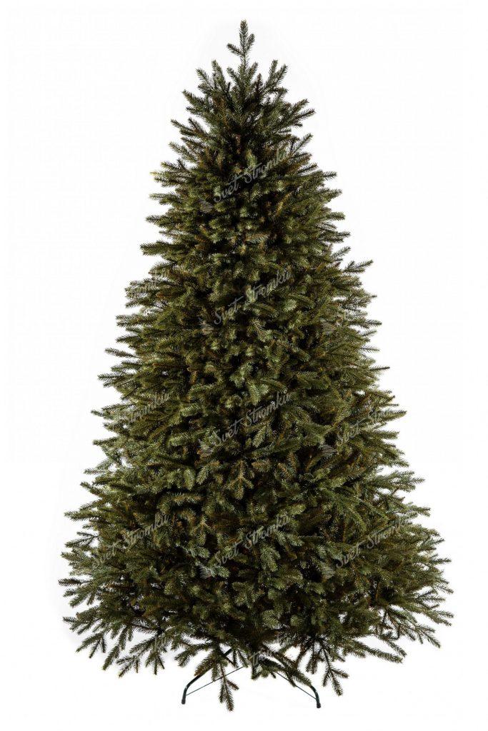Vánoční stromek 3D Smrk Alpský XL