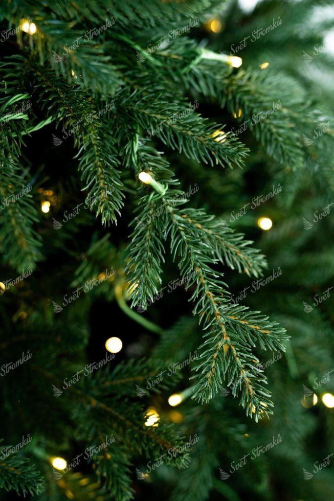 Vánoční stromek 3D Smrk Hořský LED
