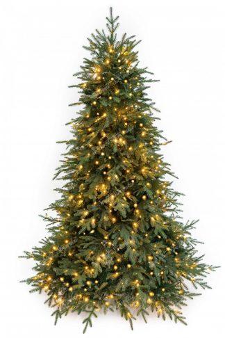 Vánoční stromek 3D Smrk Mohutný LED