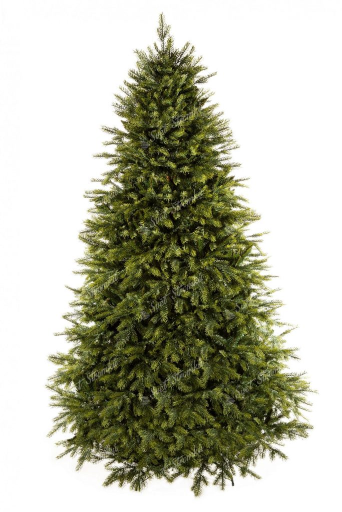 Vánoční stromek 3D Smrk Robustní