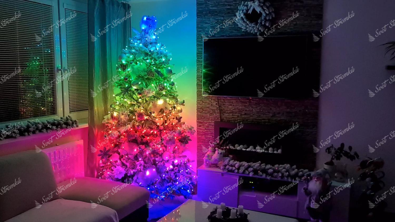Vánoční stromek s led osvětlením
